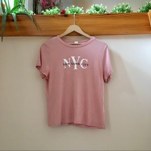 NEW H&M - New York T-Shirt